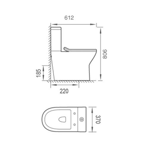 Platos de ducha y mamparas BID/É PdM 10