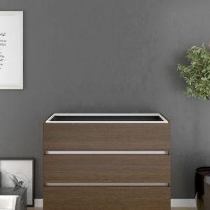 Mueble de Baño sin Lavabo con cajones Barato