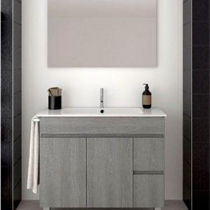 Mueble de baño Temis con lavabo