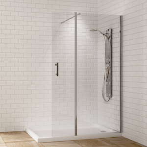 Mamparas de ducha panel fijo