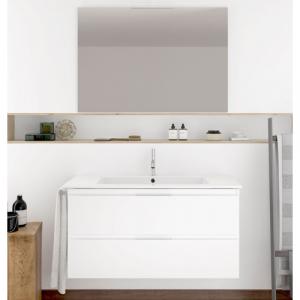 Muebles de baño con lavabo